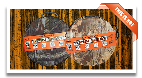 Big Bear Products - The Original Spin Seats